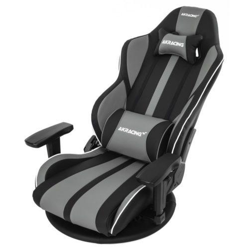 「AKRacing ゲーミング座椅子 極坐(ぎょくざ) V2」のリクライニング機能