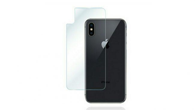 iPhone XやiPhone 8/8Plusの背面ガラスを守る保護フィルムが発売!
