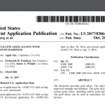 Appleが特許取得!「iPhone X」に新色ゴールドが出るかもしれない