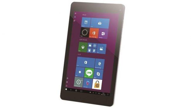 オンキヨーが8インチWindows10タブレット「TW08A-87Z8」を発売!
