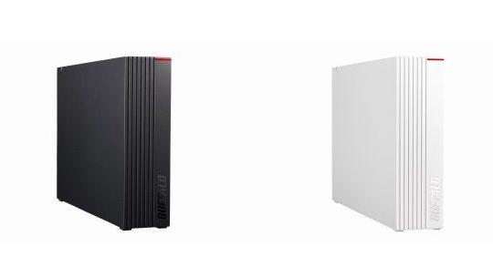 バッファローがUSB3.1外付けHDD「HD-LDU3-A」を発売!約26%小型に
