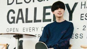 イケメン高校生「本田響矢」と「スピンズ」のコラボロンTが発売決定