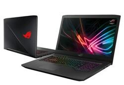 ASUSが新デザインの17.3型ゲーミングノートPC「ROG」を発売