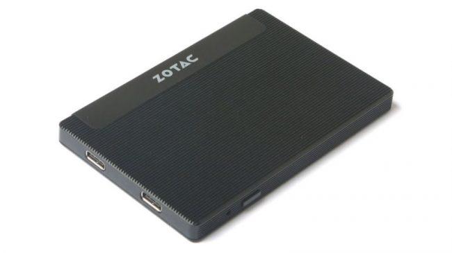 2.5インチSSDサイズの超コンパクトPC「ZBOX PI225」が発売!