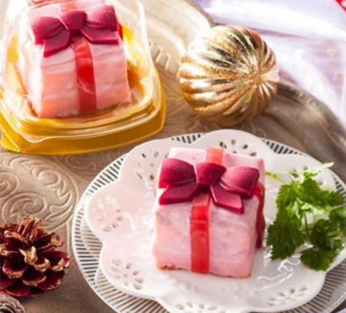 いちご&クッキー プレゼントケーキ