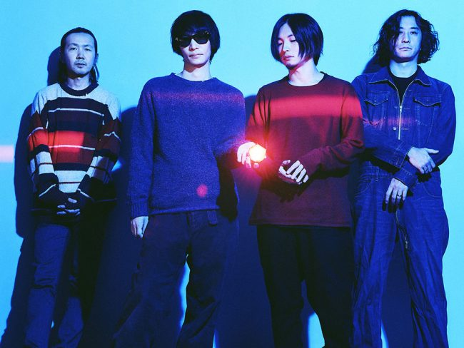 ART-SCHOOLがフルアルバム「In Colors」を3月7日に発売決定!リリースツアーも