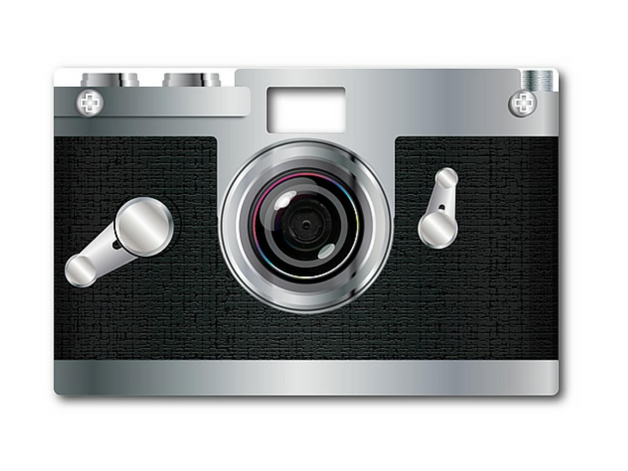 紙製ボディの超薄型デジタルカメラ「Papershoot」が話題に