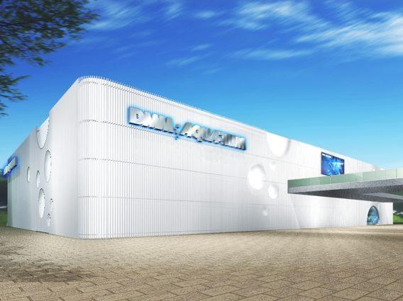 DMMが最新映像技術を駆使した「DMMかりゆし水族館」を沖縄に建設予定