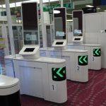 パナソニック、羽田空港の「顔認証ゲート」を公開!帰国手続を数十秒で