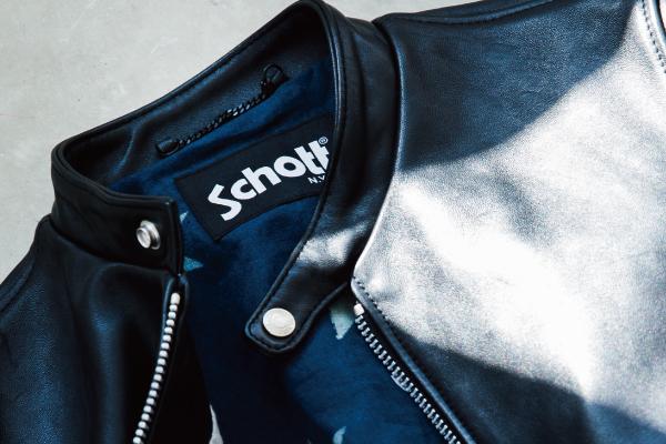 「tk.TAKEO KIKUCHI」が「Schott」の別注アイテムを発売!レザージャケットに注目