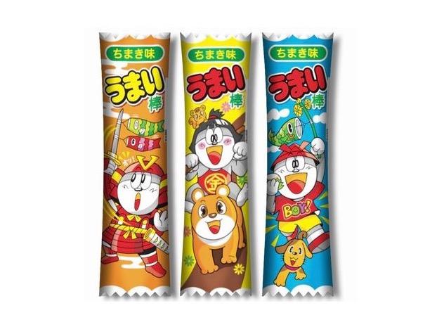 「うまい棒」に3年ぶりの新しい味「ちまき味」が登場!期間限定で発売