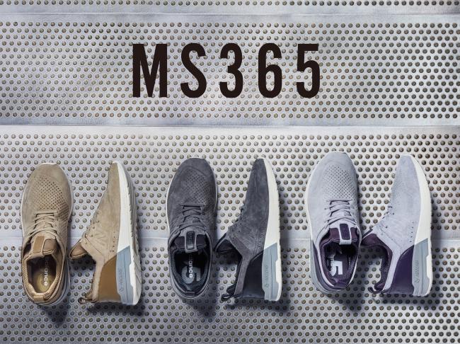 ニューバランスから新スタイルスニーカー「MS365」が登場!
