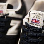 ニューバランスが「576」の30周年記念モデルを発売!オールスエードが特徴