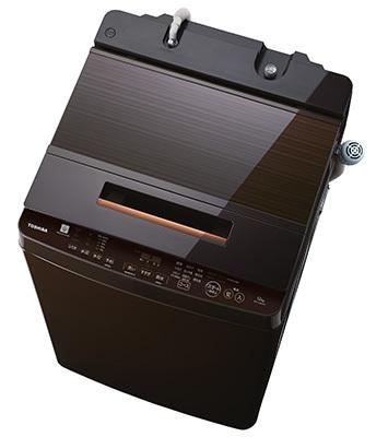 縦型洗濯機ZABOONに業界最大クラス洗濯容量12kgの「AW-12XD7」が登場