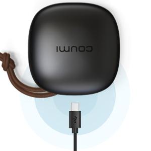 「COUMI ANC-860」の充電ポート