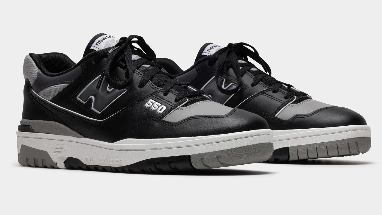 ニューバランス BB550 SR1(BLACK)