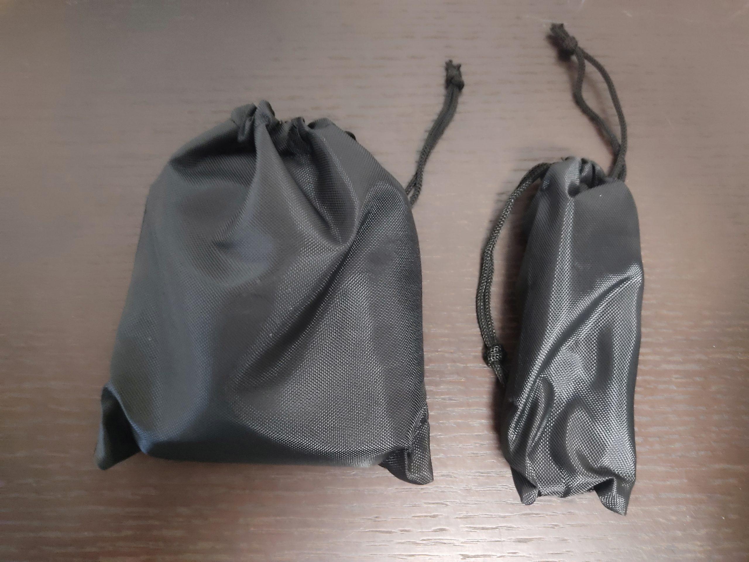 「Tour Box NEO」付属の専用バッグ