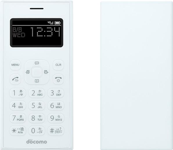 ドコモ、スマホの子機「ワンナンバーフォン ON 01」を発売!