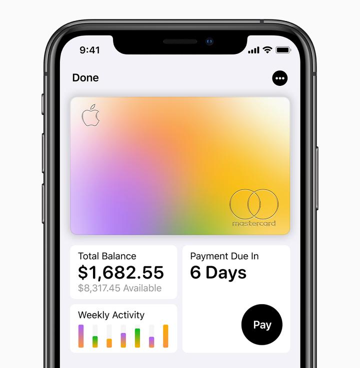 Apple、独自クレジットカード「Apple Card」を発表!最大3%還元