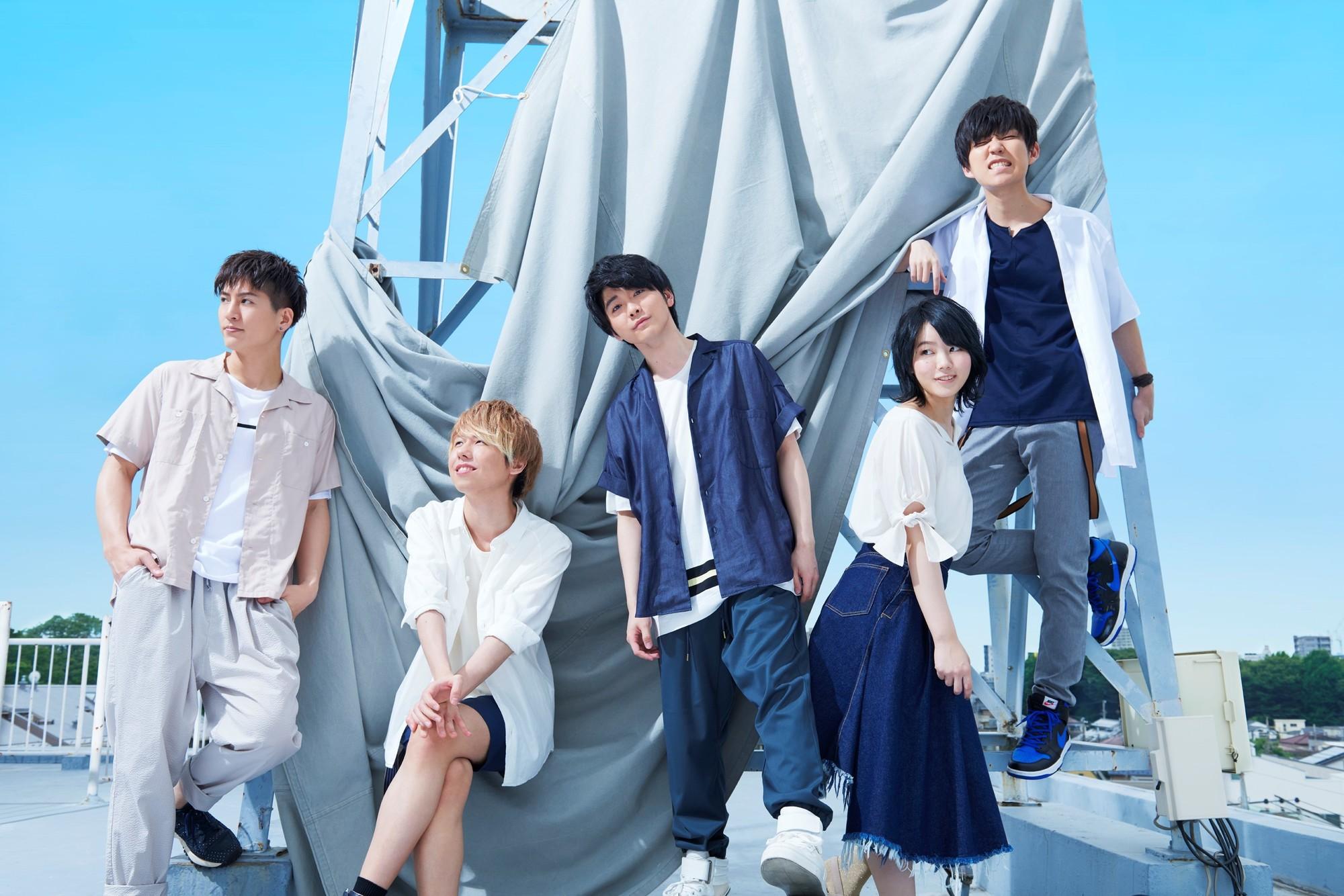 Mrs. GREEN APPLEが映画「青夏」の主題歌を書き下ろし!シングル『青と夏』をリリース