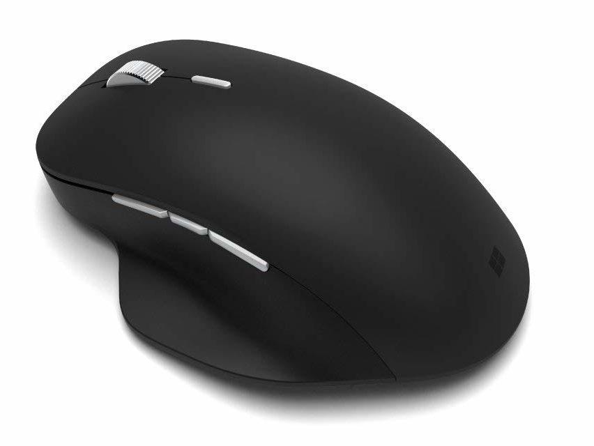 「Microsoft Precision Mouse」の全体像