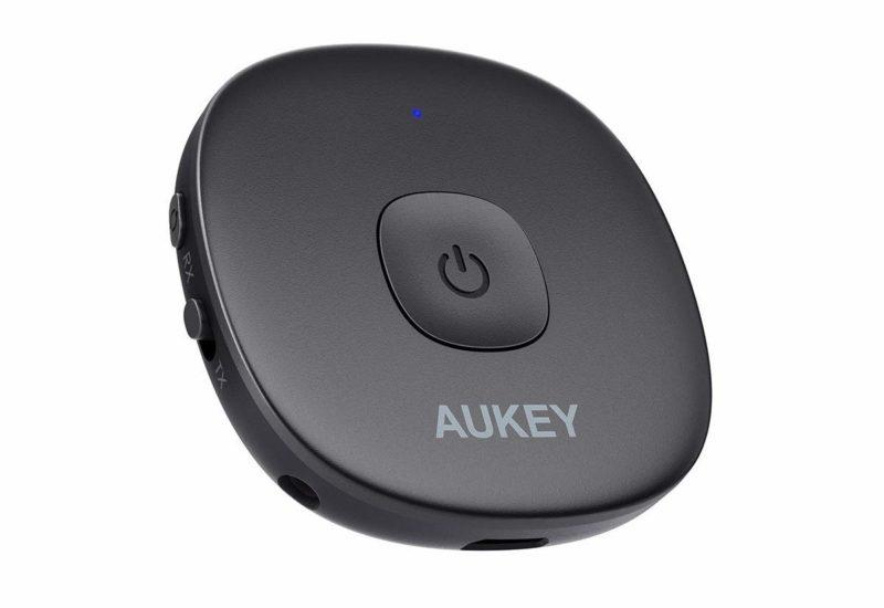 AUKEY、Bluetoothトランスミッター&レシーバー「BR-C15」を発売