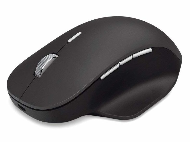 「Microsoft Precision Mouse」が新登場!「Surface Precision Mouse」のブラックモデルとして