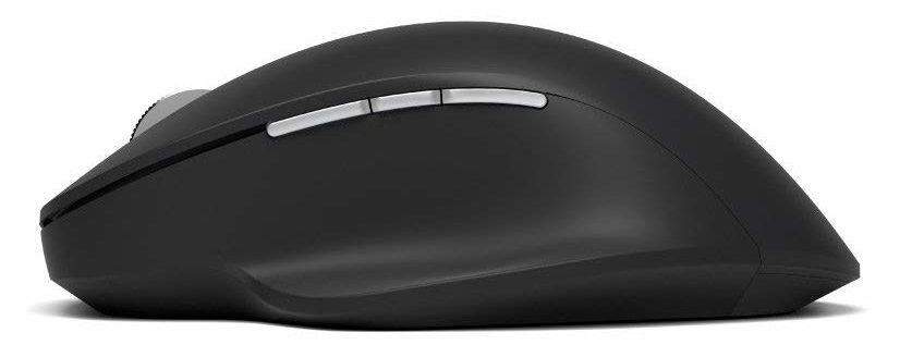 「Microsoft Precision Mouse」に搭載されているボタン