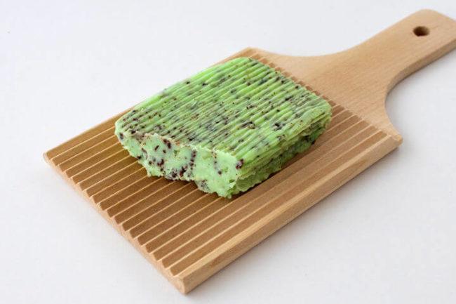 バター「ブールアロマティゼ チョコミント」の中身のイメージ