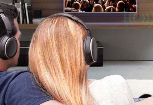 2台のデバイスと接続しているときのイメージ