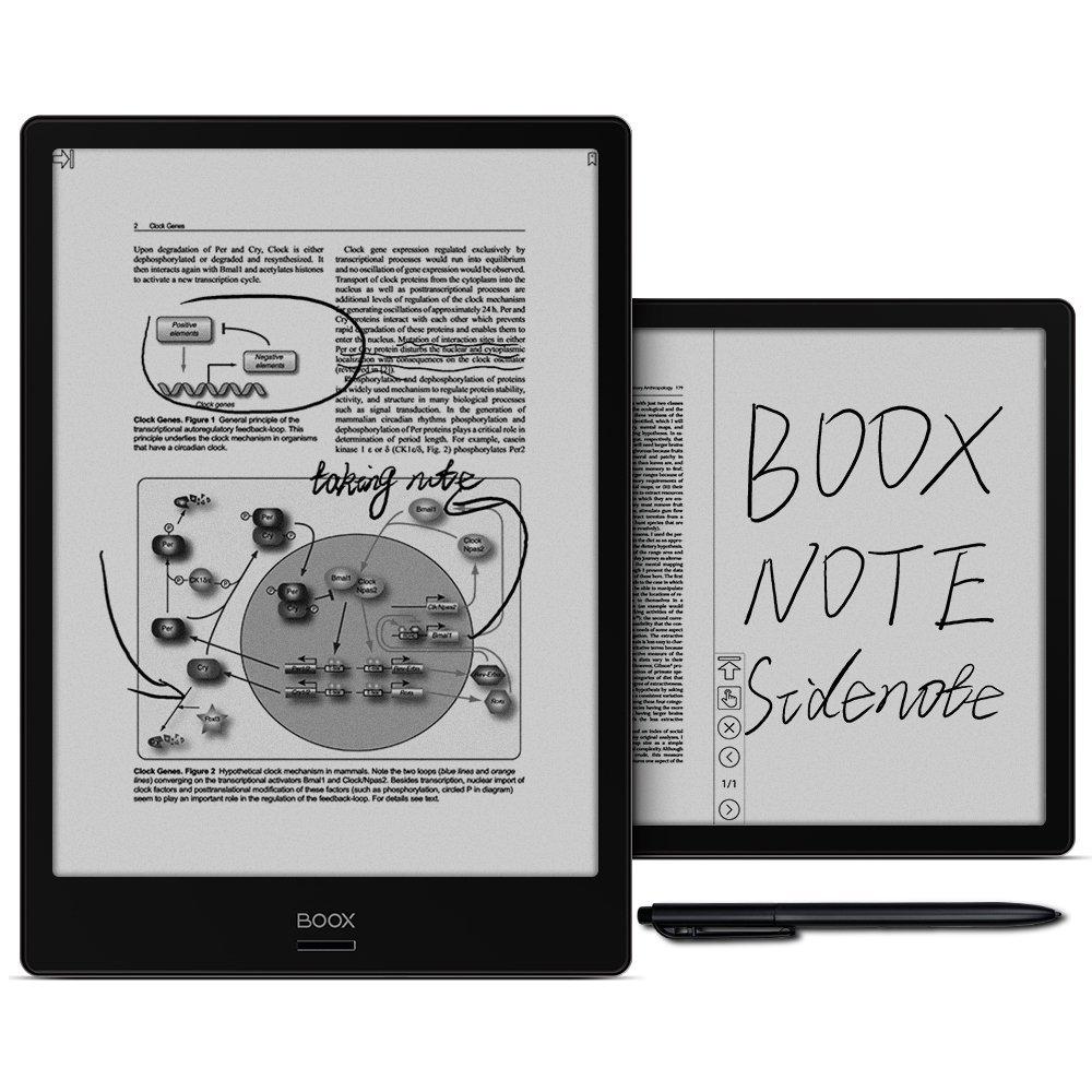 「BOOX Note 10.3」の画面イメージ