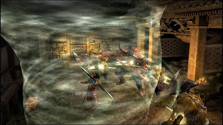 鬼武者のスクリーンショット2
