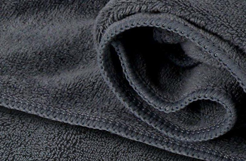 BOSIWEEの速乾冷却タオル2枚セットの生地の質感