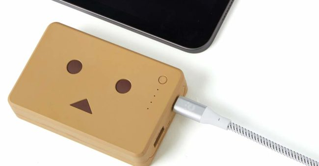 「cheero Power Plus Danboard version PD18W」