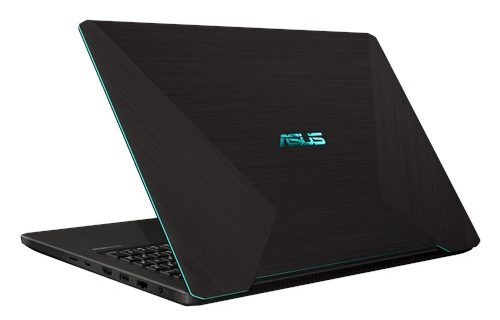「ASUS X570UD」の背面