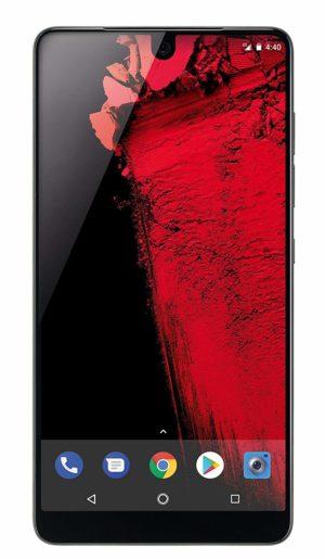 「Essential Phone」のフロントパネル