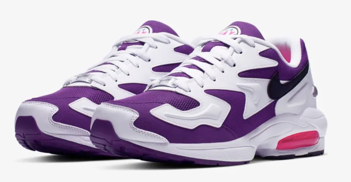 AIR MAX2 LIGHT Purple Berry