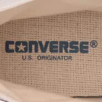 「コンバース オールスターUS カラーズ HI」のインソールの写真