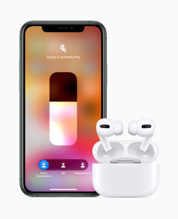 「AirPods Pro」の充電方法