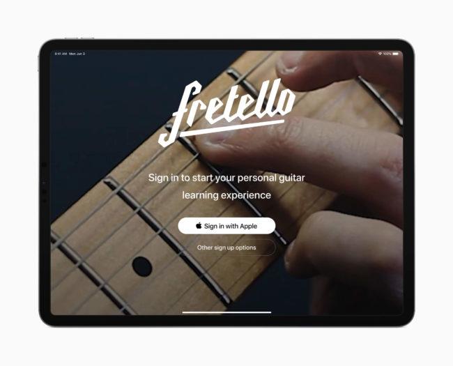 「iPadOS」のSafari