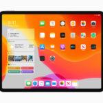 「iPadOS」のデスクトップウィジェット