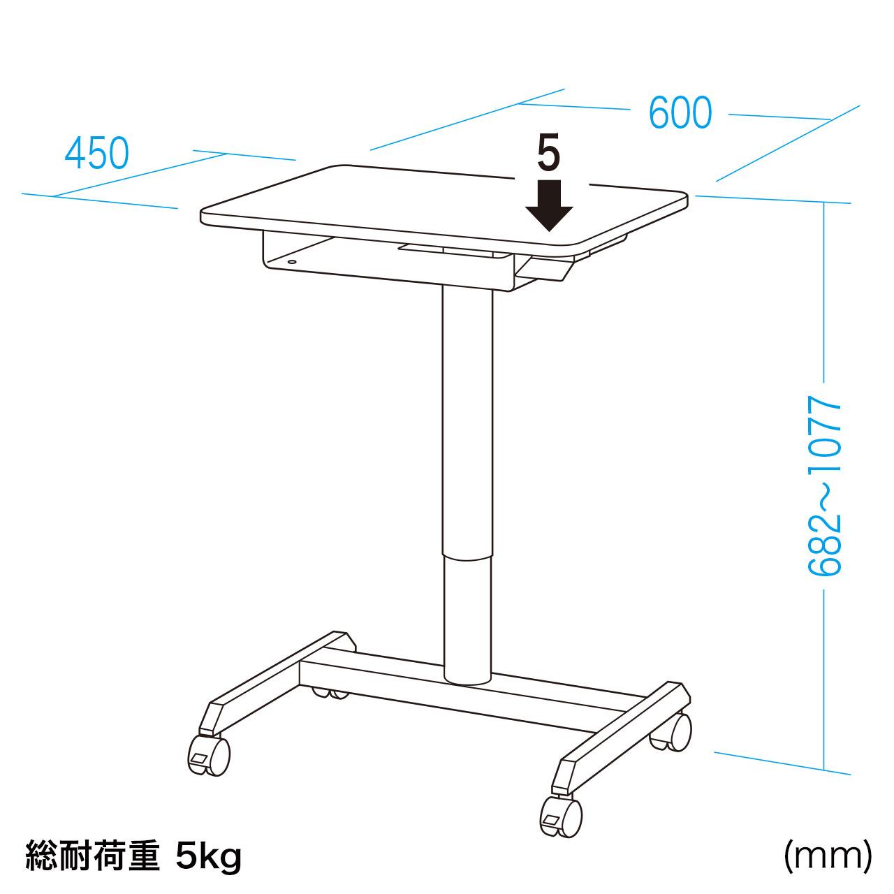 「ERD-GAL6045」のサイズ