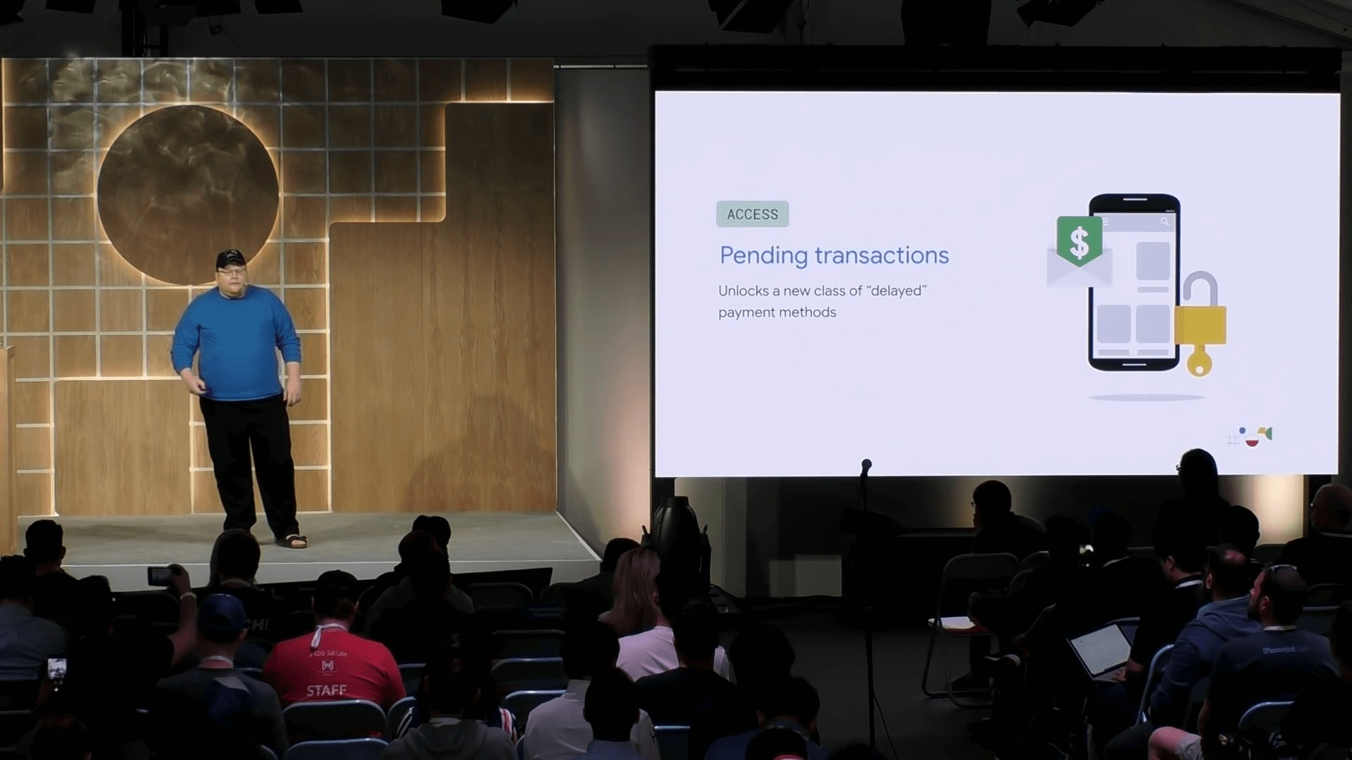 Google Play「Pending Transactions」の発表