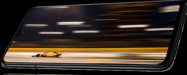 「OnePlus 6T McLaren Edition」の外観