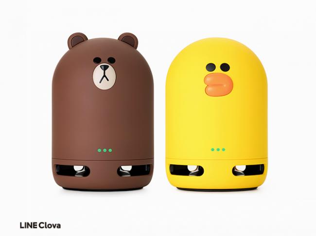 スマートスピーカー「LINE Clova」のスキルを探せるストアがオープン!