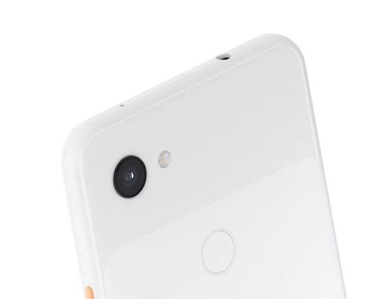「Pixel 3a」のカメラ