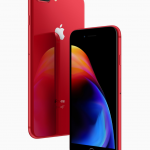 赤い「iPhone 8/8 Plus (PRODUCT)RED Special Edition」が登場