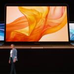 Apple、Retinaディスプレイ搭載の新型MacBook Airを発表!Touch IDも搭載
