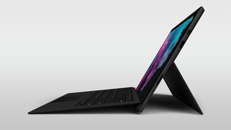 「Surface Pro 6」の外観