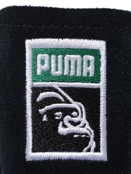 「XLARGE×PUMA SUEDE」のシュータン